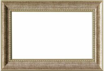 Рама для картины без стекла арт. 118549 - багетная мастерская ПростоРама