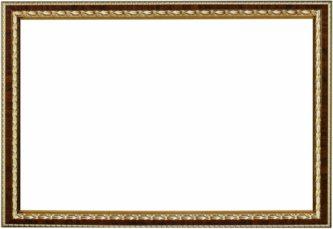 Рама для картины арт. 136530 - багетная мастерская ПростоРама