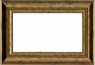 Рама для картины арт. 603582 - багетная мастерская ПростоРама