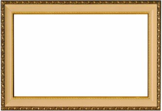 Рама для картины арт. 612558 - багетная мастерская ПростоРама