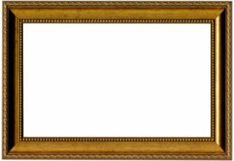 Рама для картины без стекла арт. 634077 - багетная мастерская ПростоРама