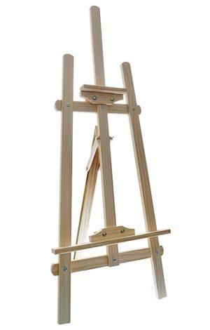 Мольберт напольный деревянный - 1,7 м