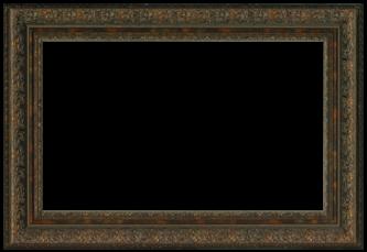 Рама для картины арт. 603591 - багетная мастерская ПростоРама