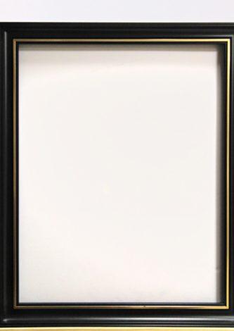 Рама для картины 40x50 см из деревянного багета №33 - Магазин готовых рам, багетная мастерская в СПб - ПростоРама